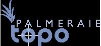 Palmeraie Topo Logo